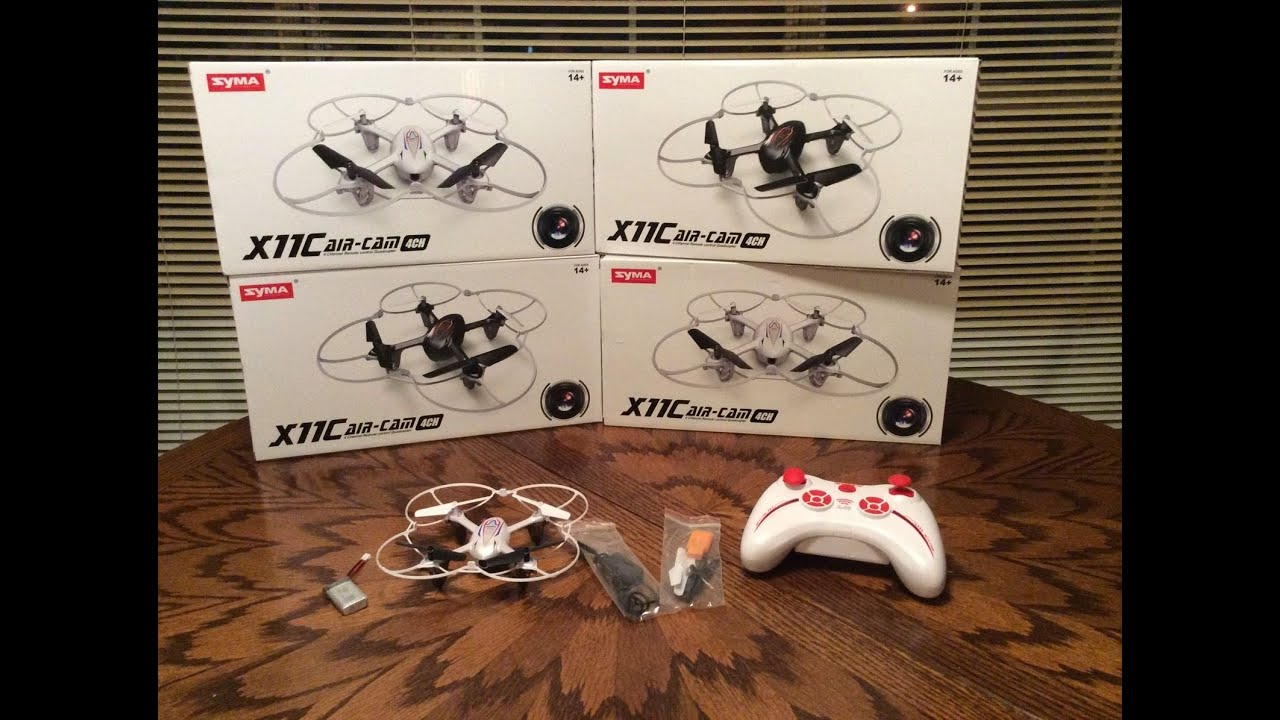 The Syma x11c review