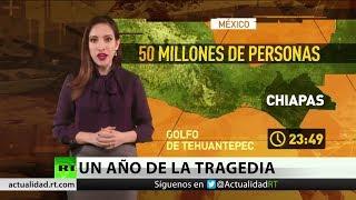 Terremoto En México: Un Año Después