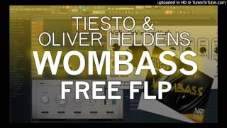 Tiësto & Oliver Heldens - Wombass [1 Hour Version]