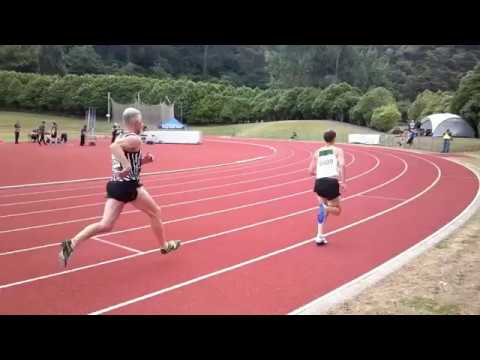 Oceania Masters Athletics Championships M50-54 & M55-59 800m