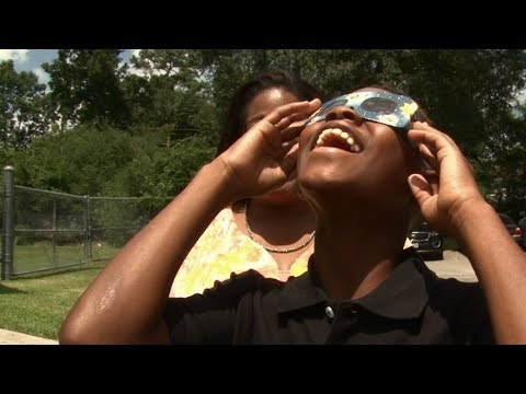 2017 Eclipse at Dueitt Middle School