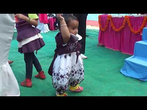 9 month old baby trying to dance