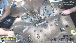 Chain Attack Grudge Match Episode 164