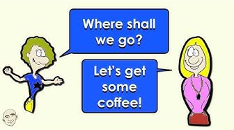 Actions and Places - Where Shall We Go?   English For Communication   ESL