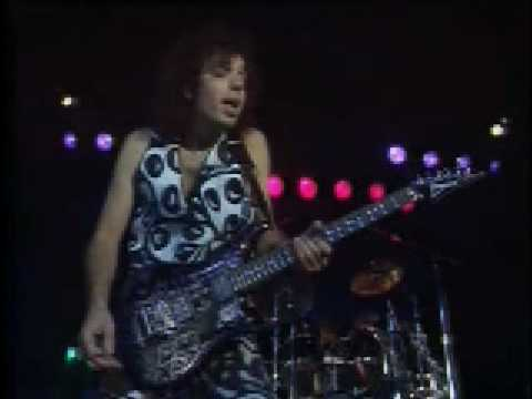 Memories live,Joe Satriani band
