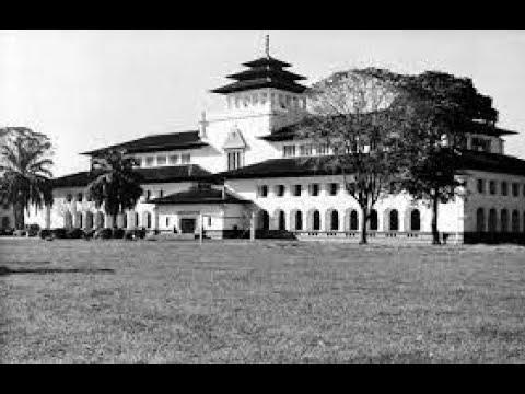 Kehidoepan Bandoeng Tempo Doeloe 1800an S/d 1970an