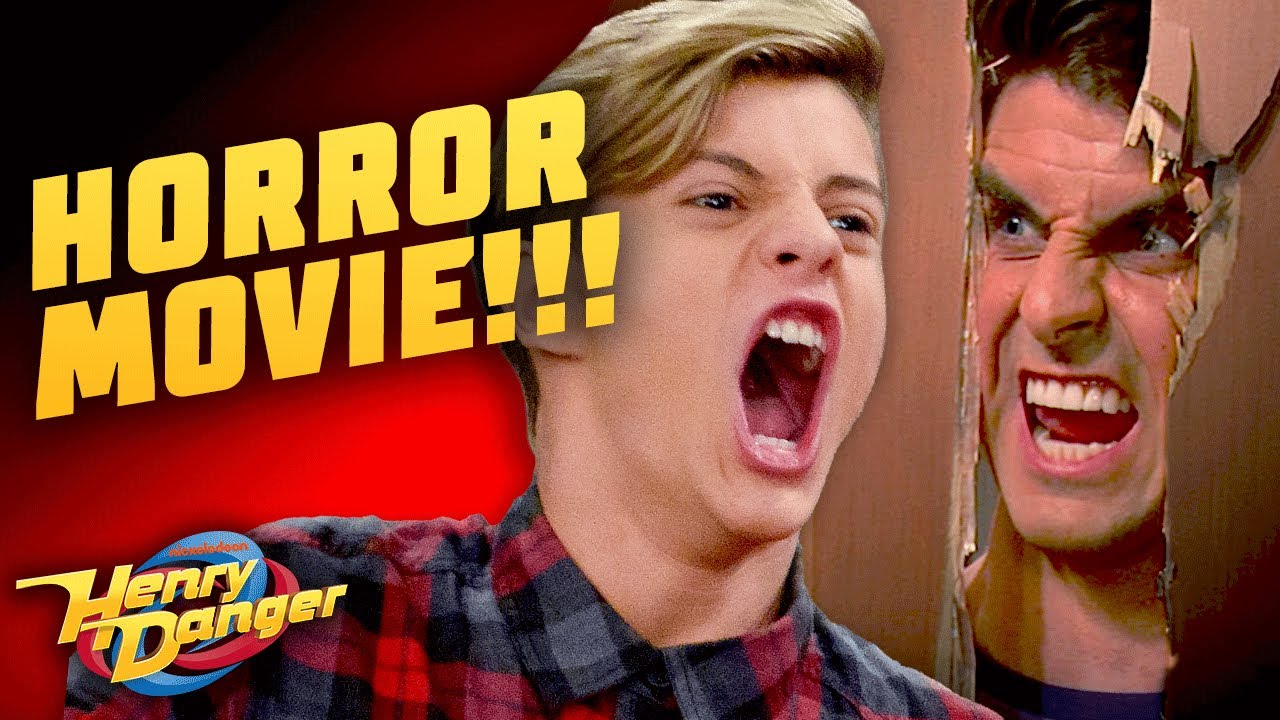 Download What If Henry Danger Were A Horror Movie? 💀😱  Henry Danger