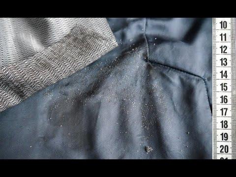 Лайфхак: как убрать с ткани следы клея от дублерина