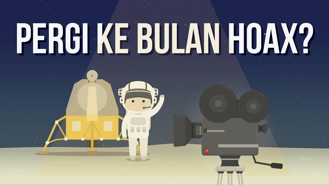 Benarkah Manusia Pernah Mendarat di Bulan?