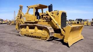 Cat D9H Cold Start Part 2