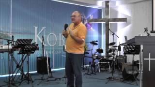 """Церковь """"Ковчег"""", проповедует гость из г. Чайковский - Роман Долгашев"""