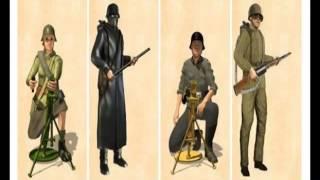 Видео обзор онлайн игры Передовая игры стрелялки бродилки играть бесплатно