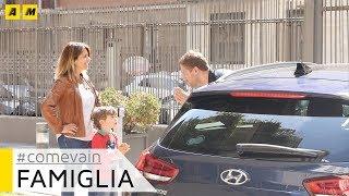 Hyundai i30 Wagon, come va in... Famiglia смотреть
