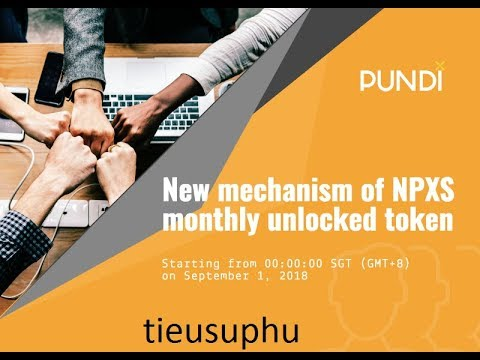 Download Hướng dẫn nhận lãi suất kép khi hold tokens Pundi X (NPXS) trên Binance