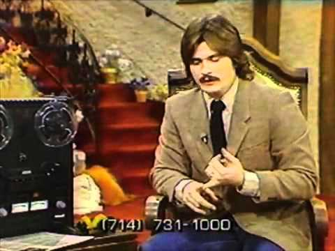 WGGS-TV 16 Greenville, SC Praise The Lord Show Jan and Paul Crouch play Led Zeppelin backwards!!!