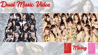 JKT48 & AKB48 Flying Get [Furaingu Getto フライングゲット]