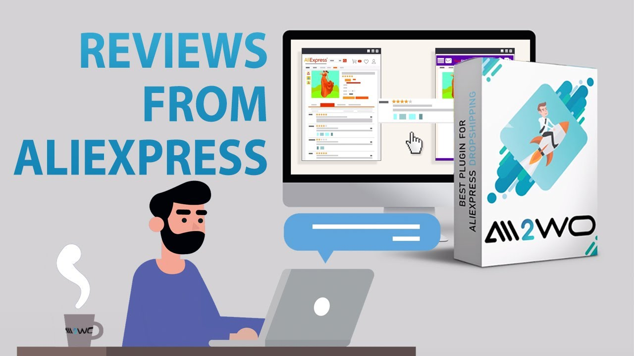 How to import reviews from AliExpress? | Ali2Woo