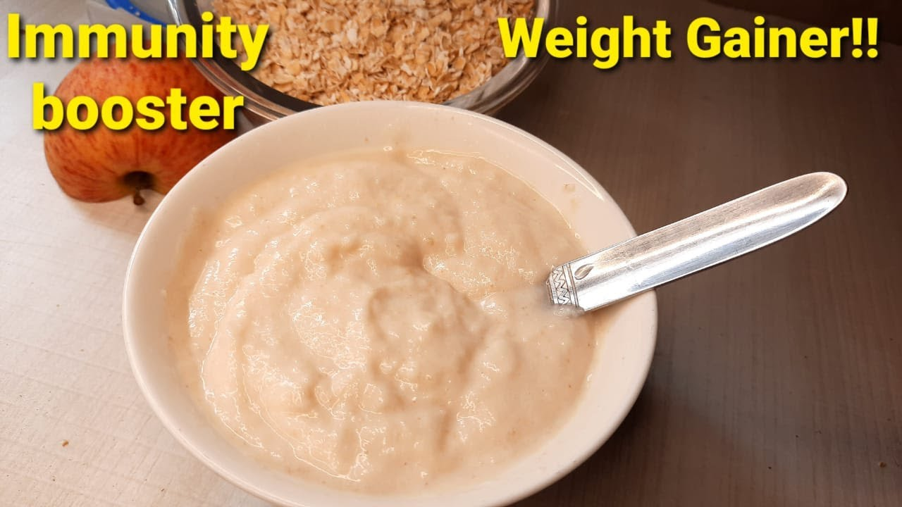 Baby Food for Weight gain and immunity boaster|baby food for baby above 6 months