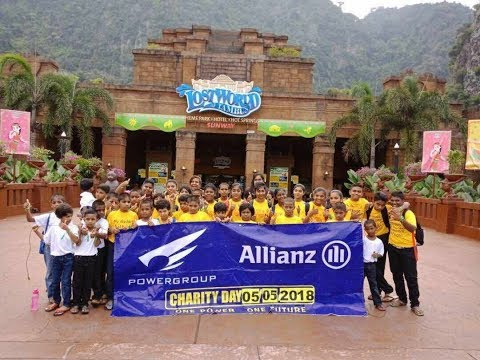 Allianz Power Group Ipoh and JB (Charity Day 2018)