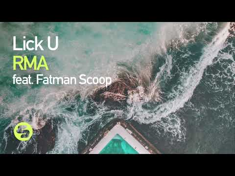 RMA feat. Fatman Scoop - Lick U (Original Club Mix)