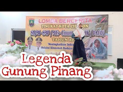 Legenda Gunung Pinang | SMP Negeri 4 Cilegon