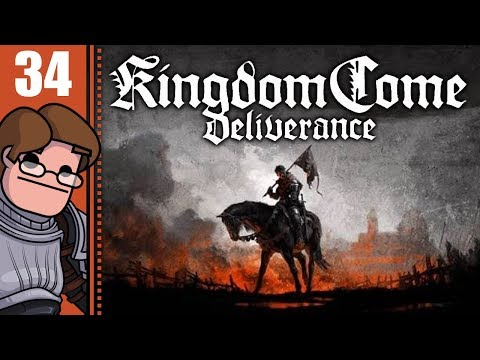 Let's Play Kingdom Come: Deliverance Part 34 - Robber Baron