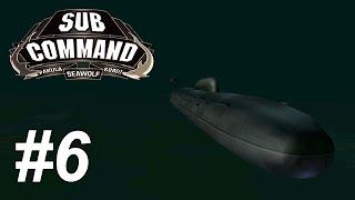 Sub Command: Akula (6) US SSN Transit (1/4)