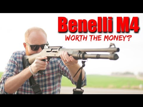 Thumbnail: Benelli M4 Full Review: The Best Tactical 12 Gauge Shotgun?