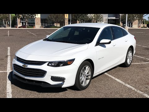 REVIEW | 2018 Chevrolet Malibu LT