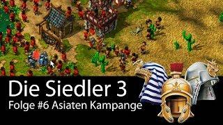 #14 Let's play die Siedler 3 |Asiaten| Mission 6