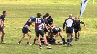 2011 Auckland Secondary Schools 7s Plate Final.wmv