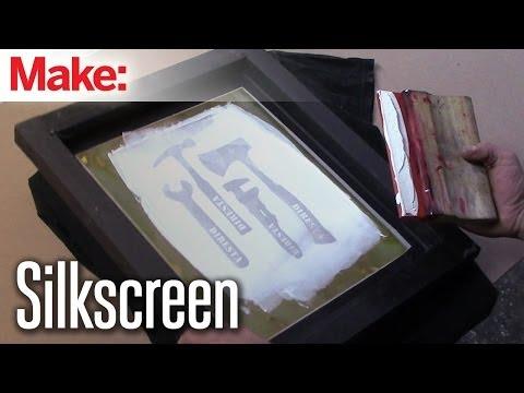 DiResta: Simple Silkscreen