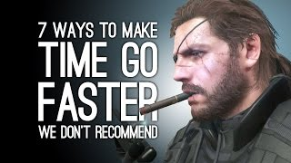 7 Ways to Make Time to Go Faster We Don't Recommend in Real Life thumbnail