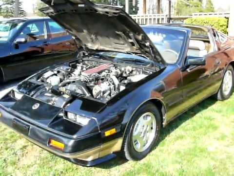 1985 Nissan 300ZX Turbo Auto 010mov  YouTube