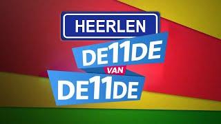 11de van de 11de naar Heerlen! // De Weekendclub