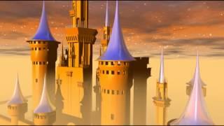 Замок Disney в Таджикистане (3D)