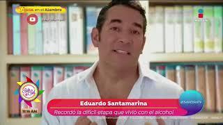 ¡Eduardo Santamarina sale en d…
