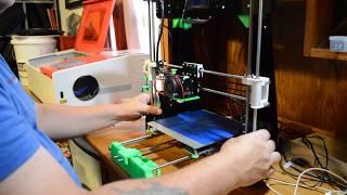 Fix Z Wobble on your 3D Printer