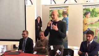 Domenico Fioravanti #PROGRAMMASPORT DEL MOVIMENTO 5 STELLE