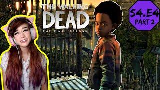 The end of an era - The Walking Dead: Final Season Episode 4 Part 2 - Tofu Plays