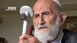 Ayatullah Khazali during his last days