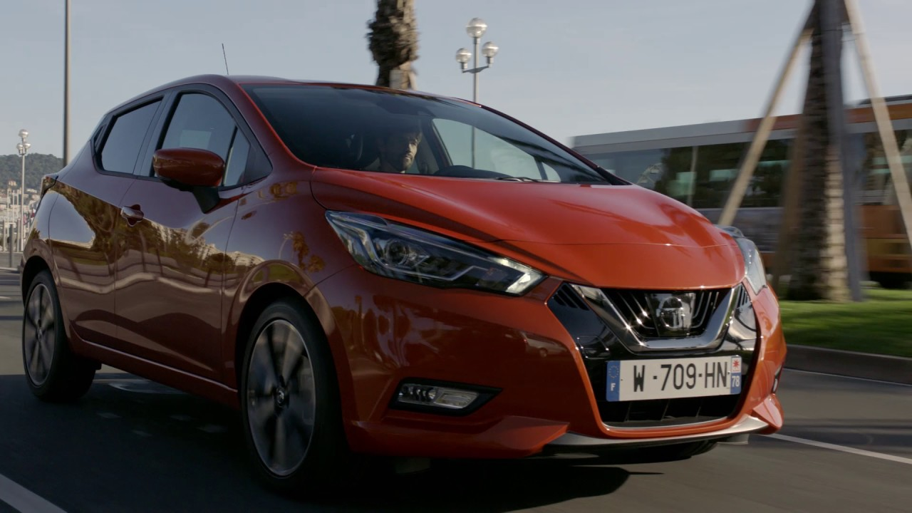 All-new Nissan Micra to inject dynamism to Moroccan small car