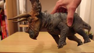 PNSO Triceratops dinosaur unboxing