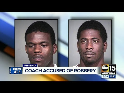 Former Circle K security guard accused of robbing convince store employee
