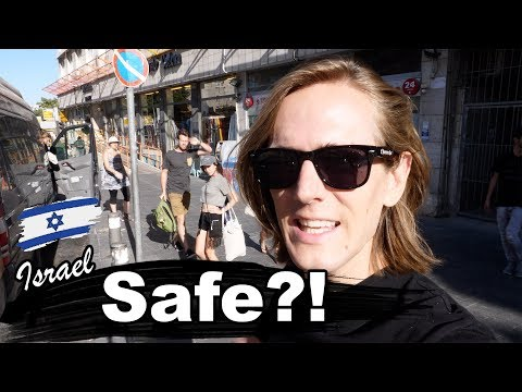 WhAT IS TRAVEL IN ISRAEL LIKE?! (Nazareth to Jerusalem ירושלים)