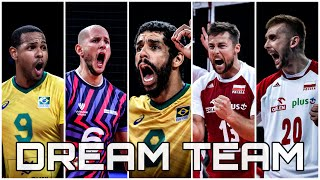 DREAM TEAM | Volleyball Nations League 2021: Wallace Leandro de Souza (born 26 June 1987) is a Brazilian volleyball player, member of the Brazil men's ...