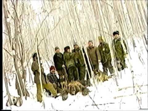 Охота в Восточной