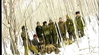 Охота в Восточной - Сибири