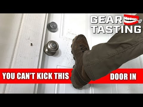 You Can't Kick This Door In -  Gear Tasting 105