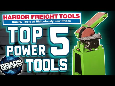 BEST Harbor Freight POWER TOOLS